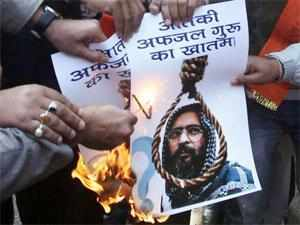 Mohammed Afzal Guru's hanging today was the first to have taken place in Tihar Jail here in over two decades.