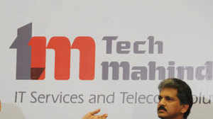 Tech Mahindra is in favour of hiring locals at its overseas centres, as there is an urgent need to respond to sentiment against offshoring in the West.