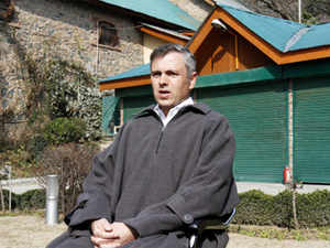 "Omar Abdullah says that the centre was ""selective"" in avenging attacks on symbols of democracy and backs the claim that the legal process in Afzal Guru's case was ""flawed""."