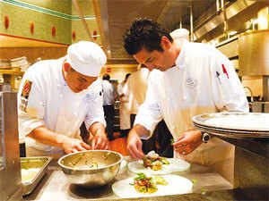 With local palette diversifying and experimenting, new speciality restaurants serving foreign delicacies are sprouting up.