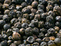 Pepper prices have topped Rs 400 per kg again making the spice uncompetitive in the global market and resulting a downful in supplies although harvest is on.