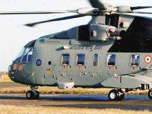 A stunned government decided to put on hold the controversial Agusta Westland chopper deal pending a federal investigation.