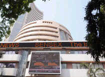 Shrugging off positive cues from easing inflation numbers, the BSE benchmark Sensex today fell by 111 points, snapping a two-day rally