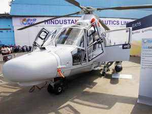 Aviator today signed an order for supply of seven EC135 helicopters from chopper major Eurocopter to be used for emergency medical services. (Pic by Reuters)