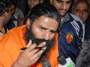 Uttarakhand PCB issues a notice to the herbal food park run by Baba Ramdev in Haridwar for allegedly releasing untreated waste into rivers of the area.