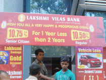 Private sector Lakshmi Vilas Bank reports a 10.4% jump in net profits for Q3 ending December 31, 2012 at Rs 31.30 cror