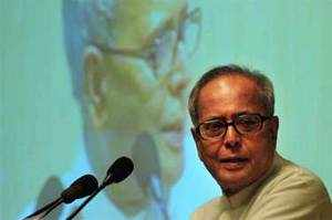 "Voicing concern over disruptions in Parliament, Prez Pranab Mukherjee today said these ""aberrations"" are over minor issues which can be resolved."
