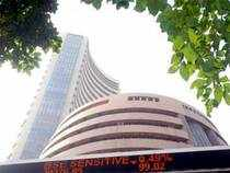 Led by state-run energy major ONGC, the combined market capitalisation of top-five Sensex companies rose by Rs 23,590 crore last week.