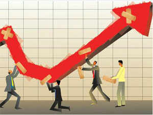 Majority of Indian corporates, surveyed by Ficci and PHD Chamber of Commerce and Industry, separately, said that the mood among corporates is optimistic and they expect better business conditions, which would lead to more sales and higher profit margins in the next six months to three years.