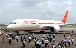 The war over air fares intensified today with all Indian airlines competing with each other to offer low ticket prices, as Air India also jumped into the fray.