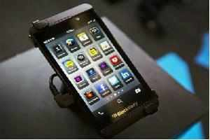 BlackBerry asked to give PIN details of all handsets
