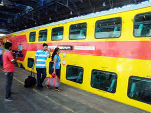 Railways are planning to introduce about 100 trains, including AC double deckers & new passenger services in the Rail Budget 2013-14.