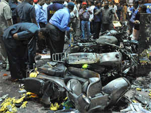 Interrogation of August 1 Pune blast suspects arrested by Delhi police in October last year had revealed that they had recced three places in Hyderabad on instructions of Pakistan-based IM chief Riyaz Bhatkal for future terror strikes.