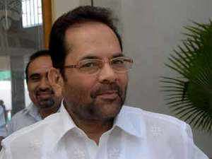 Naqvi said he wrote a letter to the Home Minister the following day informing him about the calls .