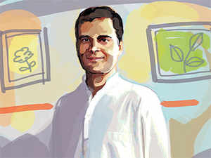 The Congress party could induct Rahul Gandhi into government as a minister in charge of pushing through small but important things that are currently held up for trivial reasons. This will prepare him for bigger things.