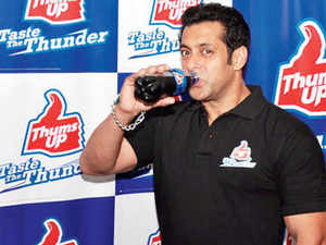 Salman has for the first time lent his Facebook page to a brand. And Thums Up will debut its crucial campaign on social media.