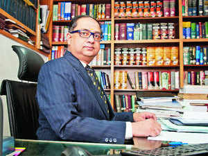 Mohan Parasaran, the third solicitor general of India in less than two years