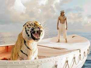 "With 11 Oscar nominations, Ang Lee's ""Life of Pi"", which revolves around the story of an Indian boy lost at sea for months with a Bengal tiger, has been voted as the most flawless motion-picture by fans in a survey conducted by MovieMistakes.com."