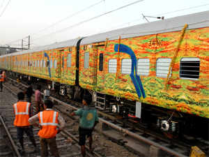 Bansal is all set to announce a slew of passenger-friendly measures such as improvement in catering service, maintaining cleanliness at rail premises.