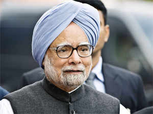Prime Minister Manmohan Singh termed the railway budget as 'reformist' and 'forward-looking', but the Opposition said it was 'discriminatory' and slammed it for increasing the burden on the common man. (Pic: AFP)