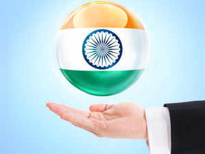 Indian economy has greater vulnerability to global shocks and economic re-balancing will help in reducing the risks, the Economic Survey said today.