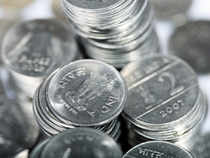 Indian rupee dropped by 15 paise to Rs 54.51 against the US dollar in the late morning trade on persistent dollar demand from banks.