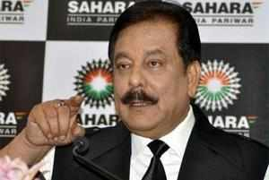 Sahara India says SEBI planning Income Tax raids on the group out of vengeance