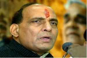 "BJP president Rajnath Singh today gave a call to his party cadre to put up a united fight in the next general elections to oust the ""corrupt, ineffective"" UPA."