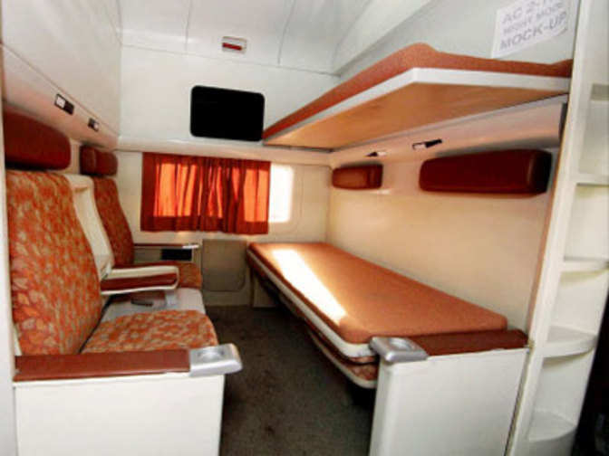 Chandigarh Shatabdi to have first Anubhuti coach - The ... Shatabdi Express Executive Class
