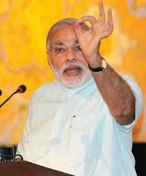 Narendra Modi's remark triggers war of words between Congress, BJP
