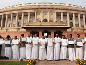With Parliament being stalled for the second consecutive day, the govt appeals the Oppn to allow the Houses to function to enable discussion on important issues.
