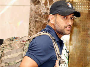 Dhoni's brand value to get double-ton boost