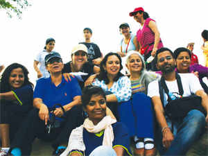 It was a morning of 2010 when Sehba, while was walking her dog when, came up with the idea of forming a group and exploring the pristine areas of the city.