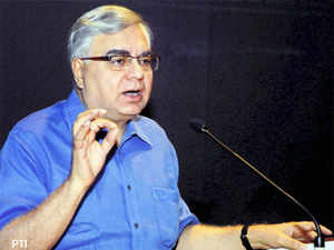 It's for states to take next steps for GST rollout: Parthasarathi Shome
