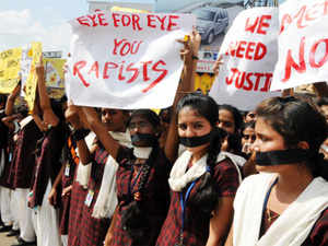 The bill provides for minimum jail term of 20 years for rape which may be extended to 'natural life' of the convict in jail