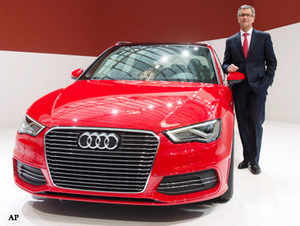 Audi hikes prices of select models by up to 15 pc