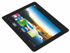 At first glance, Zync's new quad core Android tablet will look like an iPad because it has a 9.7-inch screen