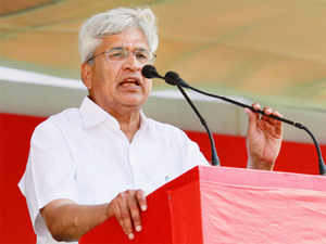 Economic policies of the UPA govt favour the rich and BJP is no different, said Prakash Karat and that there was a need for alternative policies.