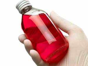 The seizure affects only the syrup that contains codeine phosphate, a narcotic substance commonly used in preparation of cough syrup.