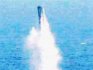 India on Wednesday successfully carried out the maiden test firing of the over 290 km-range submarine-launched version of BrahMos supersonic cruise missile in the Bay of Bengal becoming the first country in the world to have this capability.