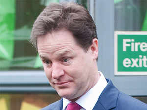 British Deputy PM Nick Clegg called on Friday for a bail-like system to stop visitors from so-called high risk countries abusing their immigration visas