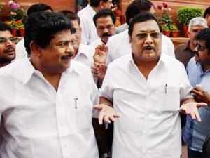 Former Union Minister M K Alagiri today skipped the crucial DMK executive committee meet indicating the growing fissures within the party but the Madurai strongman downplayed his absence on health grounds.