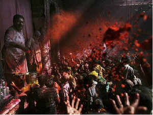 Nearly 1,000 small and medium enterprises engaged in production of Holi colours and squirt guns have closed down their units in the last three years, resulting in 8-10 lakh job losses, in the wake of rising competition from Chinese producers, a survey has claimed.