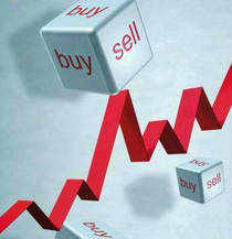 Sentiment in Indian banks had turned bearish on the back of high interest rates and liquidty concerns.