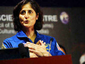 On her maiden visit to India after Expedition 33 last year, Indian American astronaut and US Navy officer Sunita shared not just fun anecdotes from her time in space but also experiences that changed her personally.