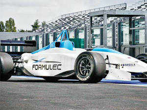 An Indian team and an Indian city could be part of the Formula E, an electric car-racing series that will take place in select global cities starting next year.
