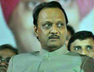 Pawar mocked Bhaiyya Deshmukh, a farmer from a drought-hit area who has been on a hunger strike at Azad Maidan, demanding more water.