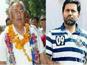 Nitesh, the son, was called for questioning in connection with the murder of Bhardwaj at his farmhouse in south Delhi's Rajokri on March 26.