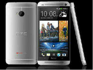 HTC's latest is the first Android smartphone with an all-aluminum unibody design. It features a 4.7-inch full HD display.