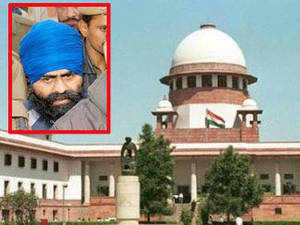 Supreme Court rejects blast convict Bhullar's plea